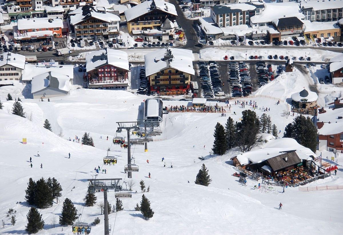 Gamsleiten 1, Skigebiet Obertauern