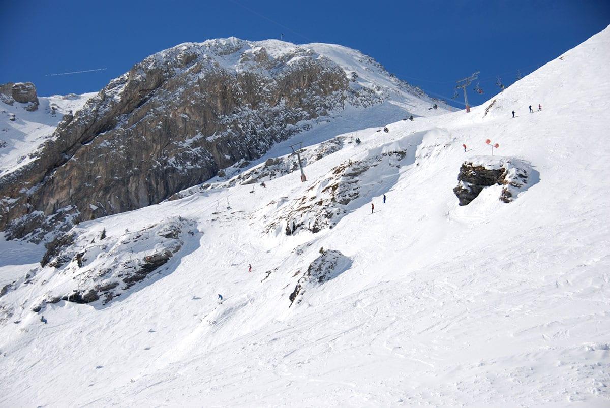 Gamsleiten 2, Skigebiet Obertauern