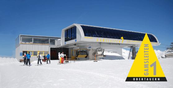 Gamsleitenbahn 1, Skigebiet Obertauern