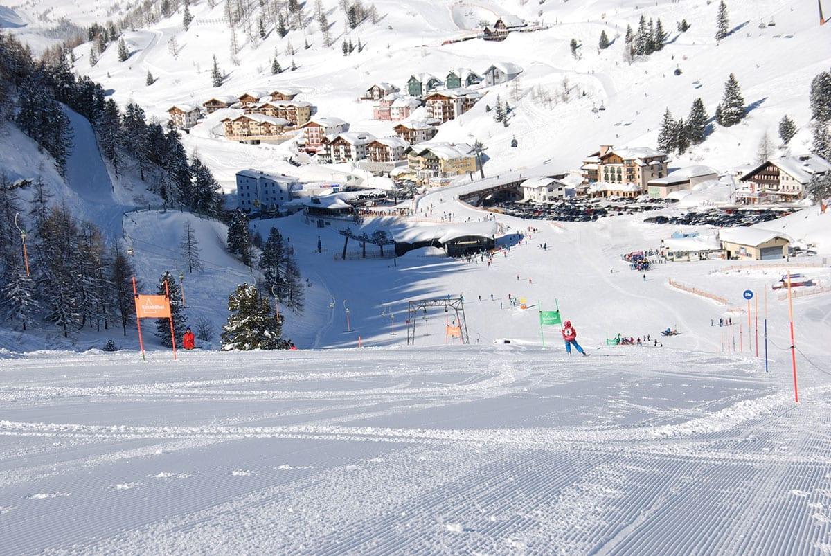 Kirchbühellift, Skigebiet Obertauern