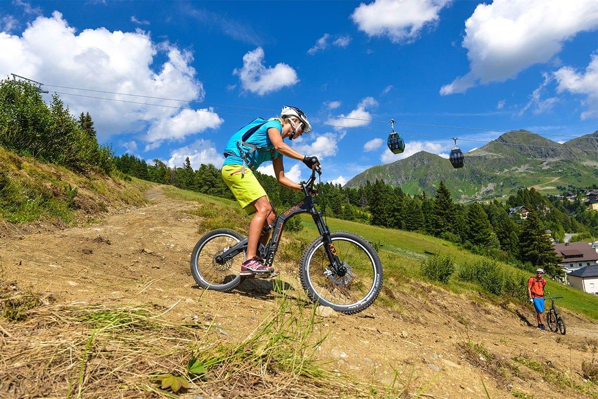 Mountain Skyver - Sommerbetrieb der Bergbahnen Obertauern