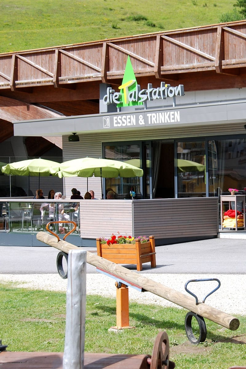 "Restaurant ""Die Talstation"" in Obertauern"