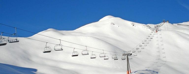Seekareck im Skigebiet Obertauern, Salzburg