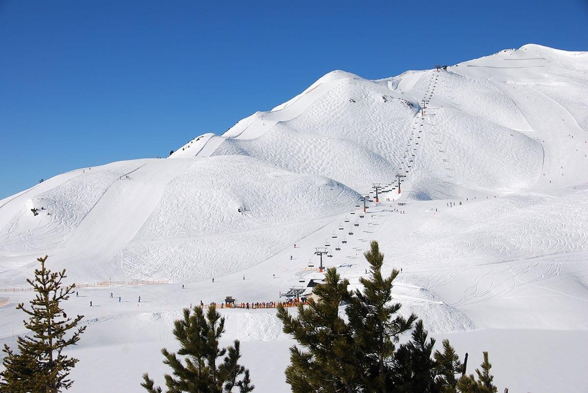 Seekareck, Skigebiet Obertauern
