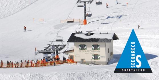 Seekareckbahn, Skigebiet Obertauern