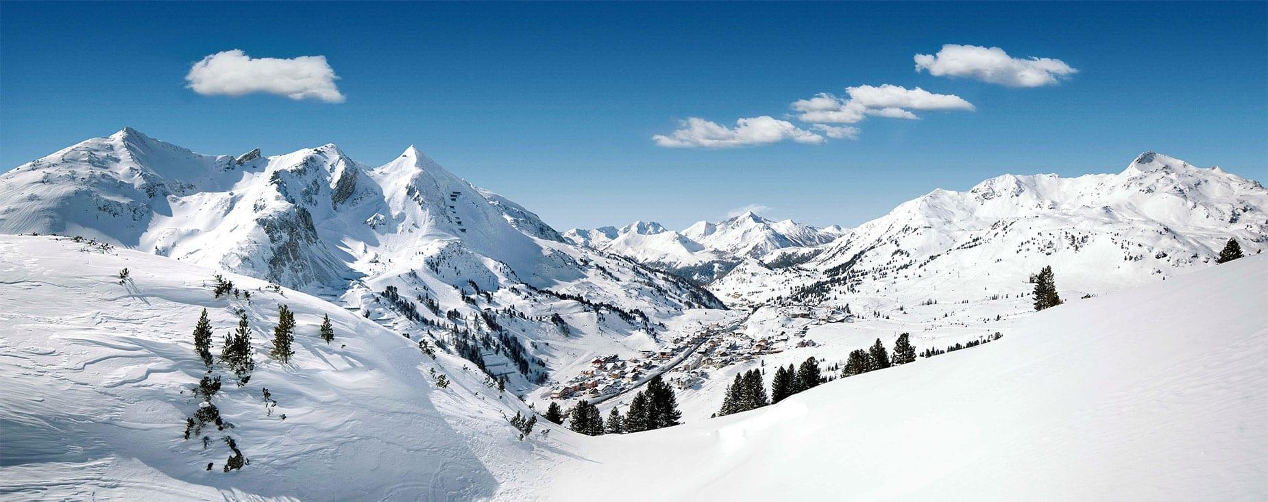 Skigebiet Obertauern, Salzburg