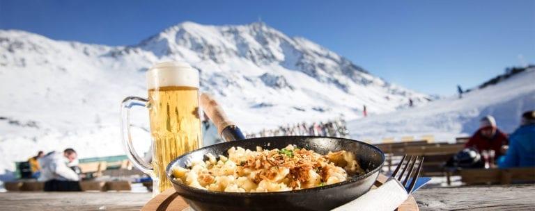 Skihütten & Restaurants im Skigebiet Obertauern